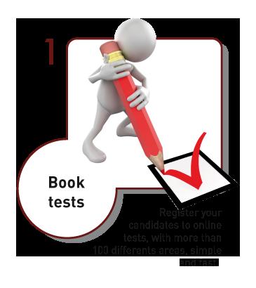 E-testing : 1_ Reserver des tests